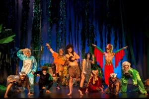 El libro de la selva, el musical
