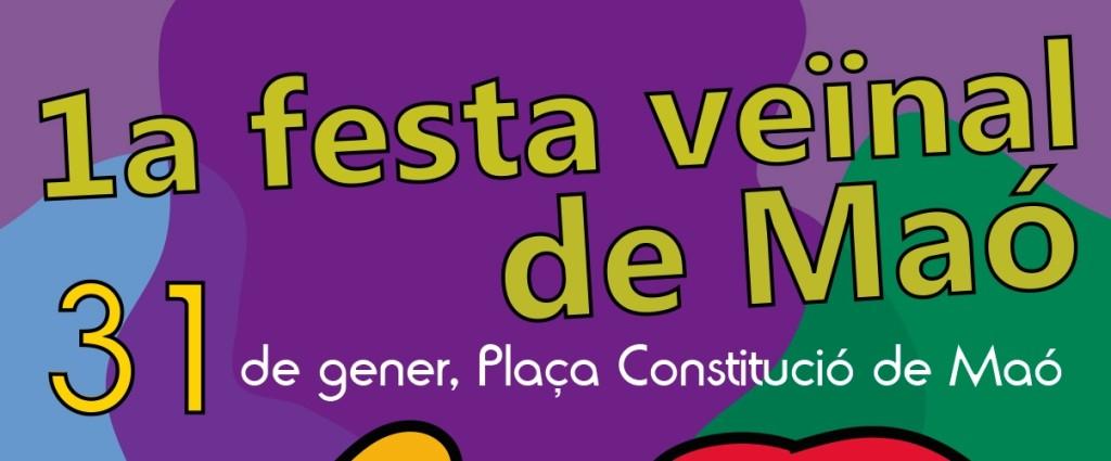 Imagen del cartel anunciador