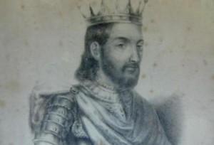 Jaume II de Mallorca, conde de Rosselló y cerdanya y señor de Montpellier.