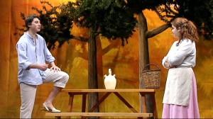 Escena de 'L'amo en Xec de s'Ullastrar' de 2013