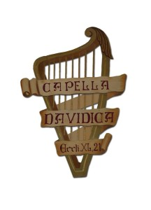 Logotipo de la Capella, que se fundó en 1944.