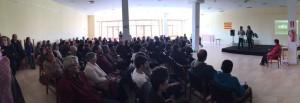 Panorámica del acto de proclamación celebrado este fin de semana en Ciutadella. FOTO.- MÉS