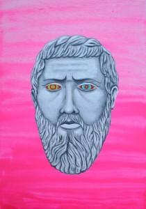 'Platón', de Cristòfol Pons.