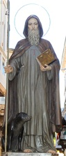 Detalle Sant Antoni