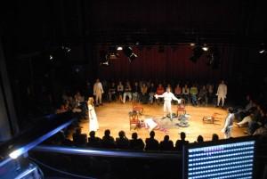 Lucrècia o Roma libre, en el Teatre Principal de Maó.
