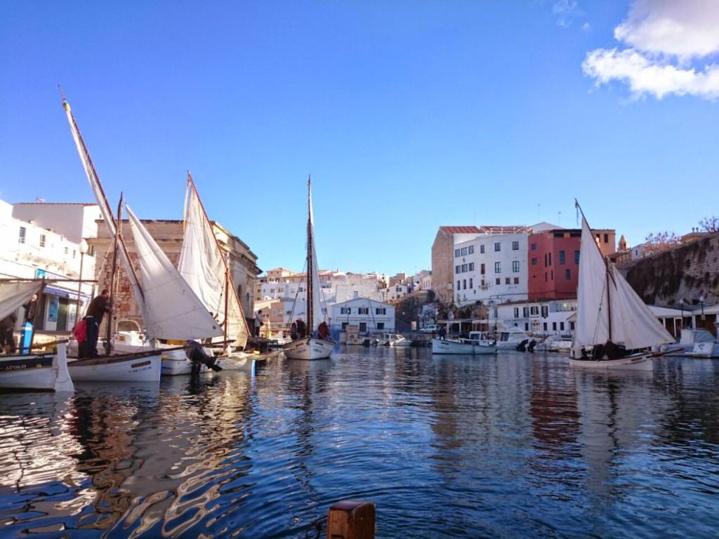 Trobada Sant Antoni. Foto Amics de la Mar de Menorca