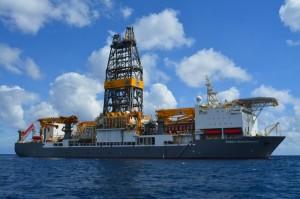 El buque desde donde se realizaba el programa de exploración regresará a Angola.