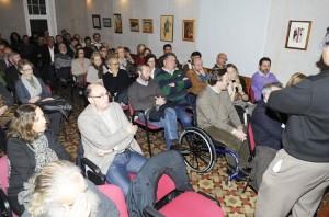 jordi moya debate turistico en el ateneo