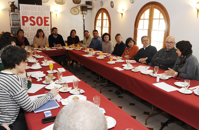 presentacion candidatos psoe mayo 2015