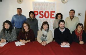 Los candidatos a los ayuntamientos de Menorca, al Consell y al Govern. FOTO.- Tolo Mercadal