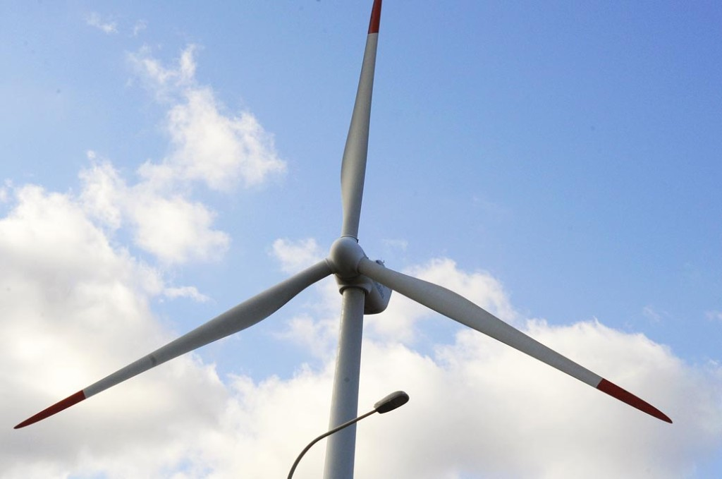 El parque eólico se encuentra en la recta final de su vida útil de 20 años
