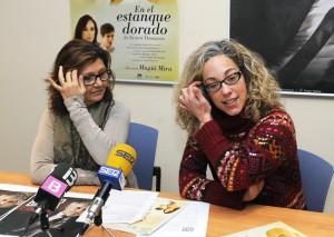virginia victori y elisa mus presentacion programa primer trimestre 2015