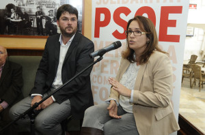 presentacion susana mora como candidata psoe al consell