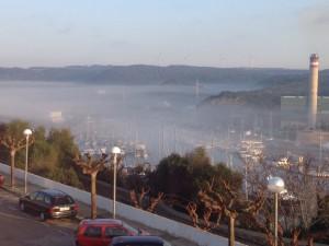 Imagen del puerto de Mahón. FOTO.- Nando Andreu