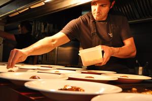 Santi Taura, considerado como uno de los mejores cocineros de España.
