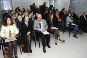 Medio centenar de profesionales han participado en la Jornada de Modernización de la planta hotelera. FOTO.- Tolo Mercadal