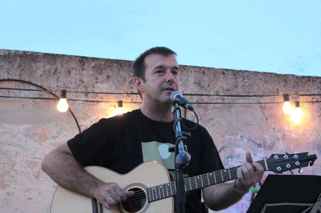 Cris Juanico. Foto C.J.