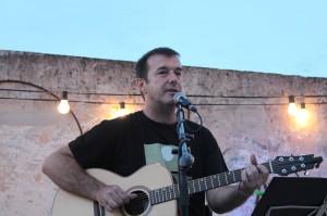 Cris Juanico estrenará su nuevo disco en directo el 17 de abril en Girona. Foto: C.J.