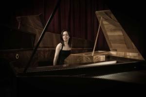 La pianista Isabel Fèlix (Maó, 1971). Foto: I.F.