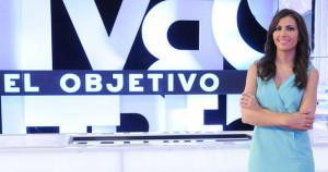 La periodista Ana Pastor, presentadora de El Objetivo.