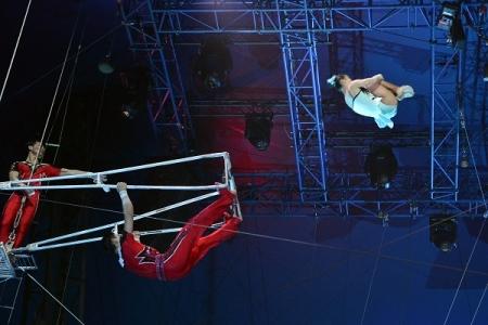 La asociación balear de profesionales del circo se presenta este sábado.