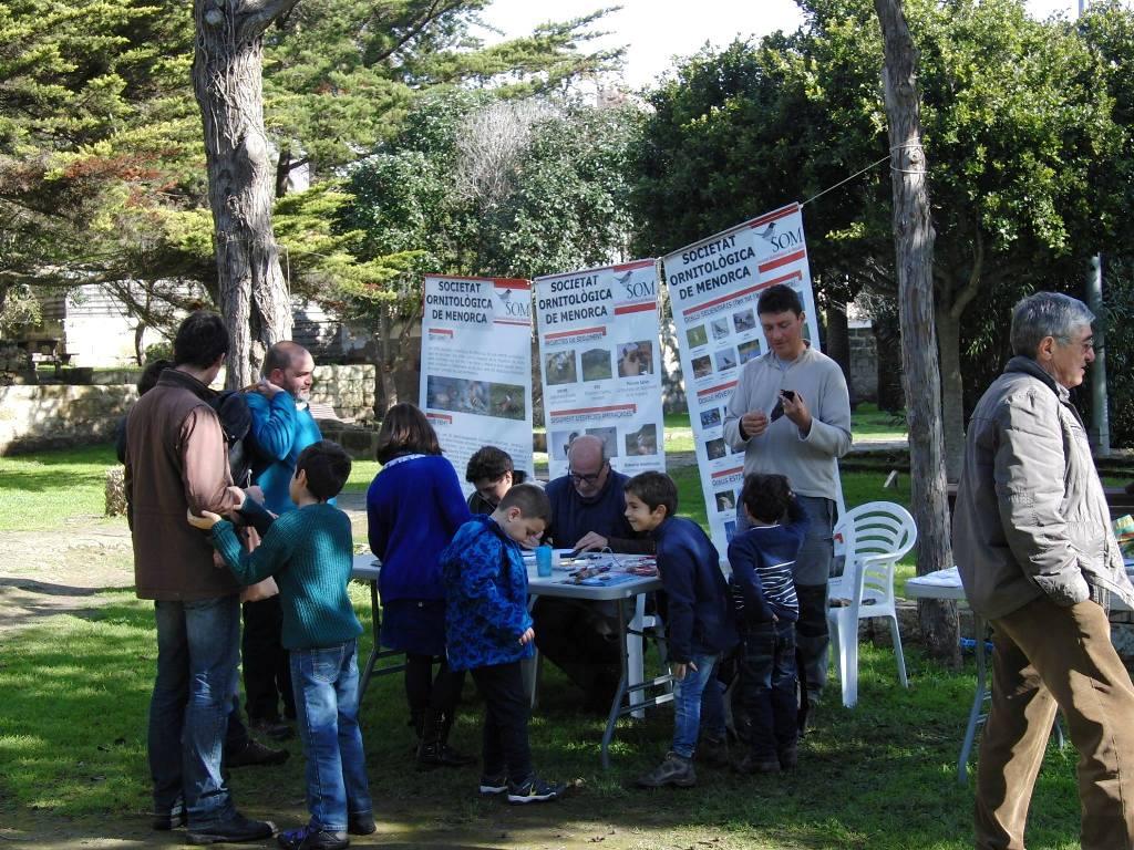 Foto: Societat Ornitològica de Menorca..