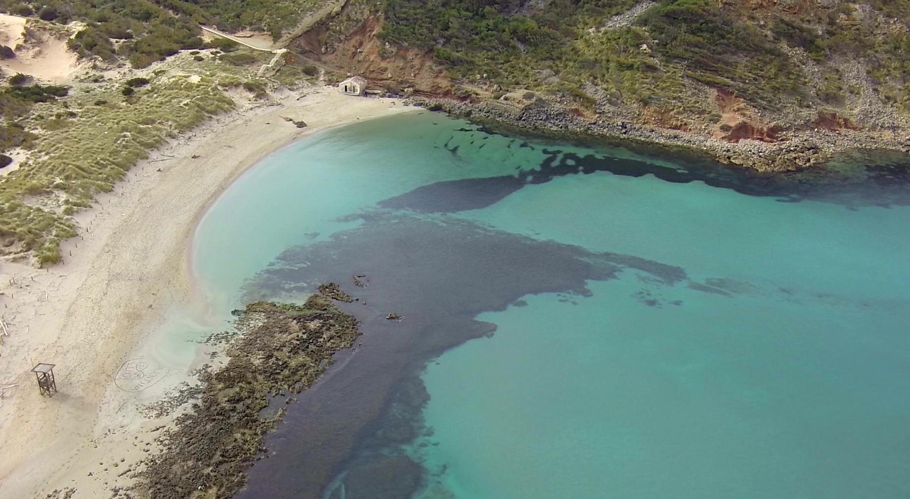 Fotograma del vídeo editado por Dronesky sobre La Vall...