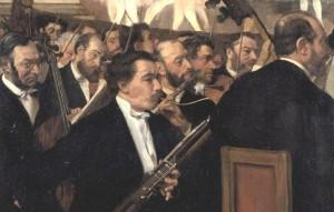 Imagen del cartel anunciador del ciclo de conciertos de música de cámara del Conservatori.