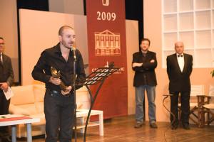 Josep M. Miró también ganó el Premi Born en 2009 con 'La dona que perdia tots els avions'.