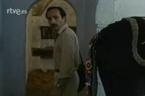 Captura del capítulo del detective creado por Vázquez Montalbán.