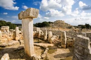 Poblado talayótico de Torralba d'en Salord en Alaior. Foto: Menorca Talaiòtica.