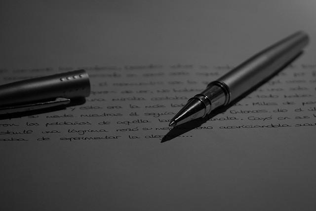 escritura. Foto Jesús Villaverde S.