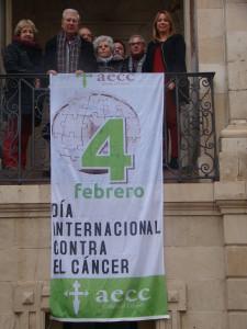 pancarta cancer