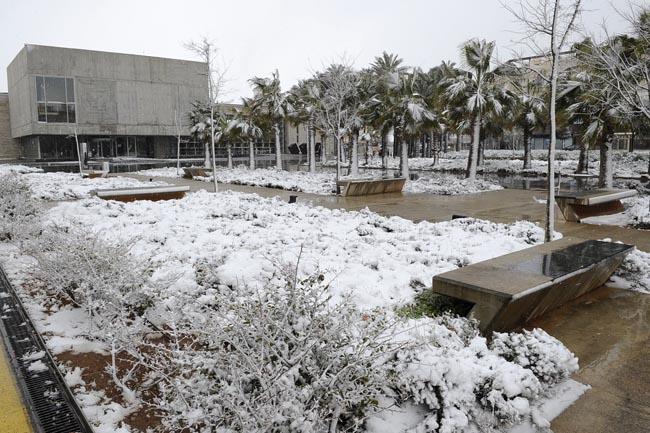 nevada en menorca plaza biosfera de mao