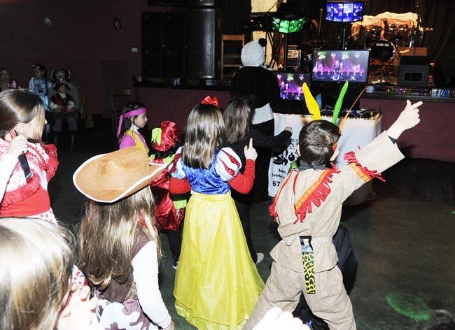 fiesta carnaval infantil casino 17 de gener