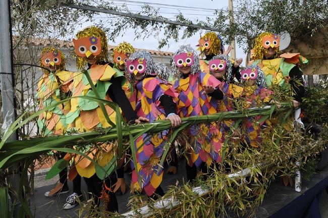 rua carnaval sant lluis