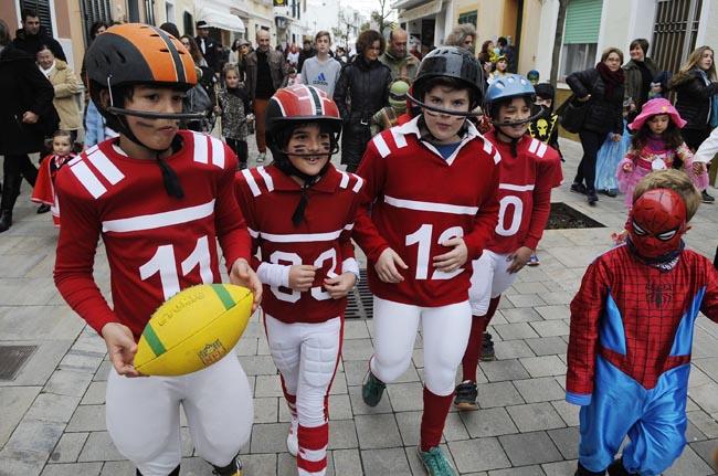 carnaval rua infantil