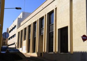 Dependencias de la Policía Nacional anexas a los Juzgados de Ciutadella. FOTO.- Archivo