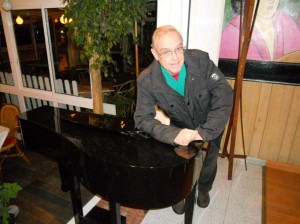 El médico y pianista Pablo Soler. Foto: P.S.G.