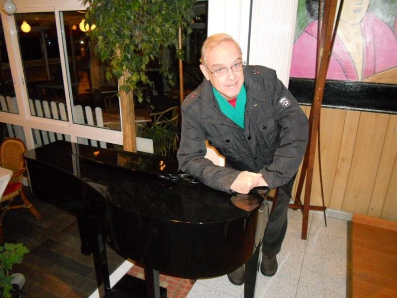 Pablo Soler, médico y pianista.