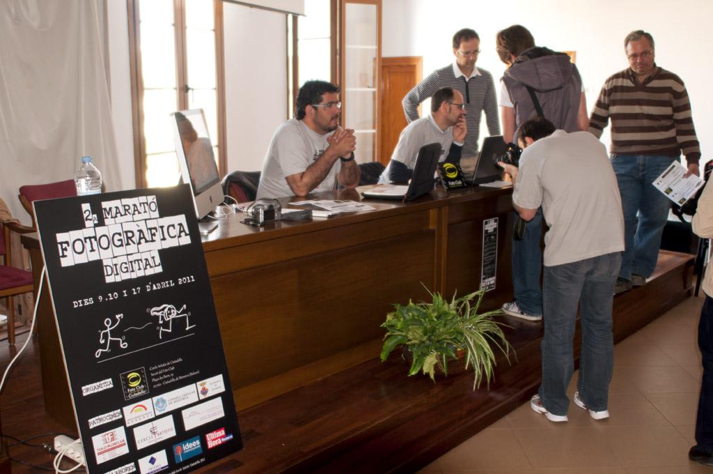 2ª marató fotogràfica 2011