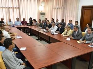 Imagen del encuentro celebrado el pasado fin de semana.
