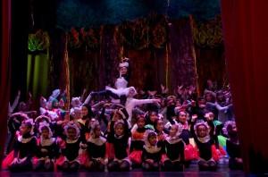 Foto: Escuela de Danza Carmen Estela.