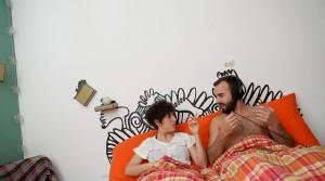 Ana y Miguel en una escena del segundo capítulo. Foto: Un lloc un món.