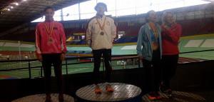 Angela-Lopez-oro-nacional-veteranos-pista-cubierta