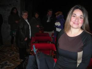 Pilar Carreras (Ciutadella, 1970) es la nueva presidenta de Joventuts Musicals de Ciutadella.