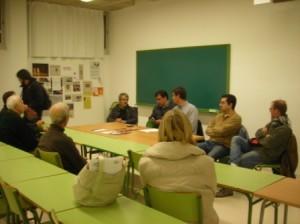 Momento de la asamblea de socios de JJMM de Ciutadella el pasado 16 de diciembre.