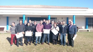 Los premios se dieron en el IES M. Àngels Cardona. Foto: Associació de Periodistes i Escriptors Gastronòmics de Balears.