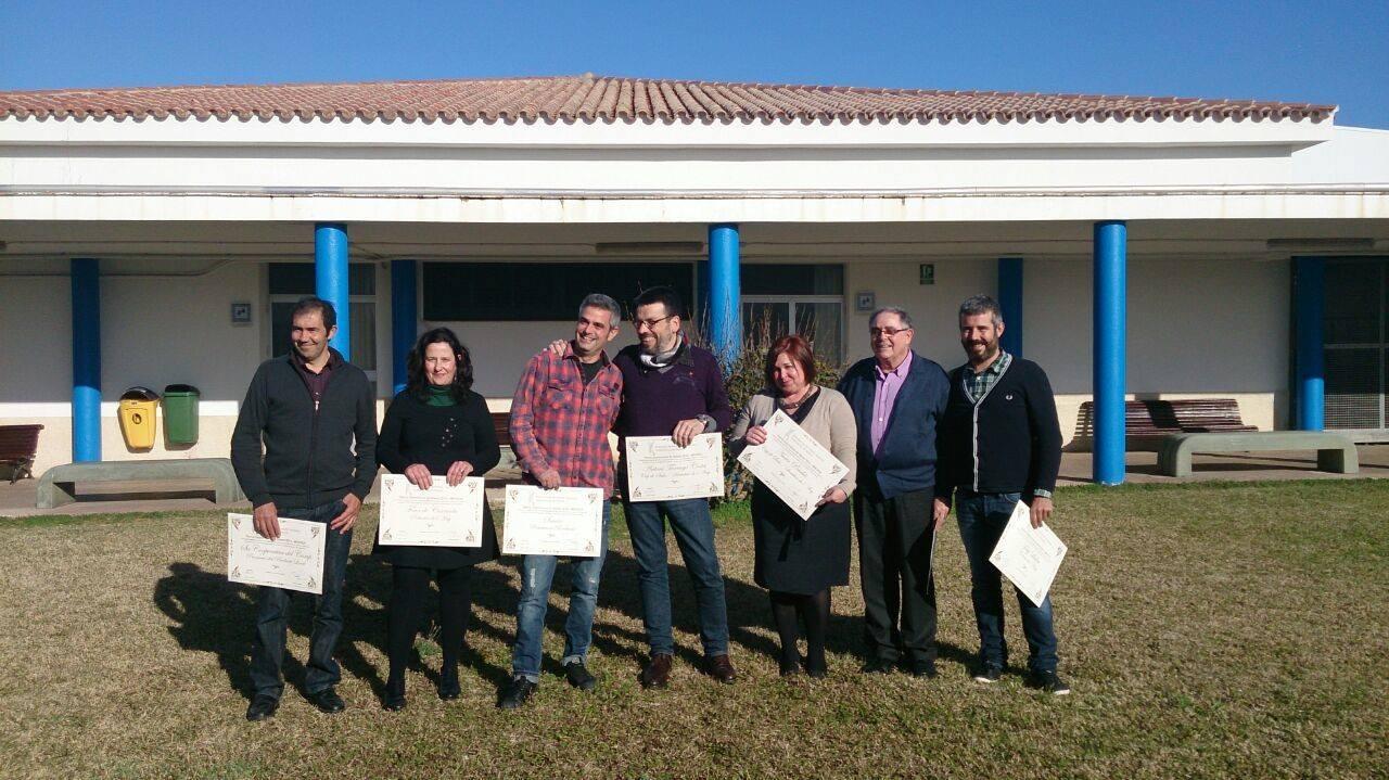 Foto Associació de Periodistes i Escriptors Gastronòmics de Balears