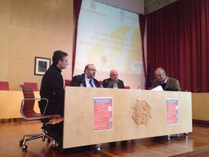 Ochogavía se reunió con los representantes de los talleres en la sede del Consell en Maó.